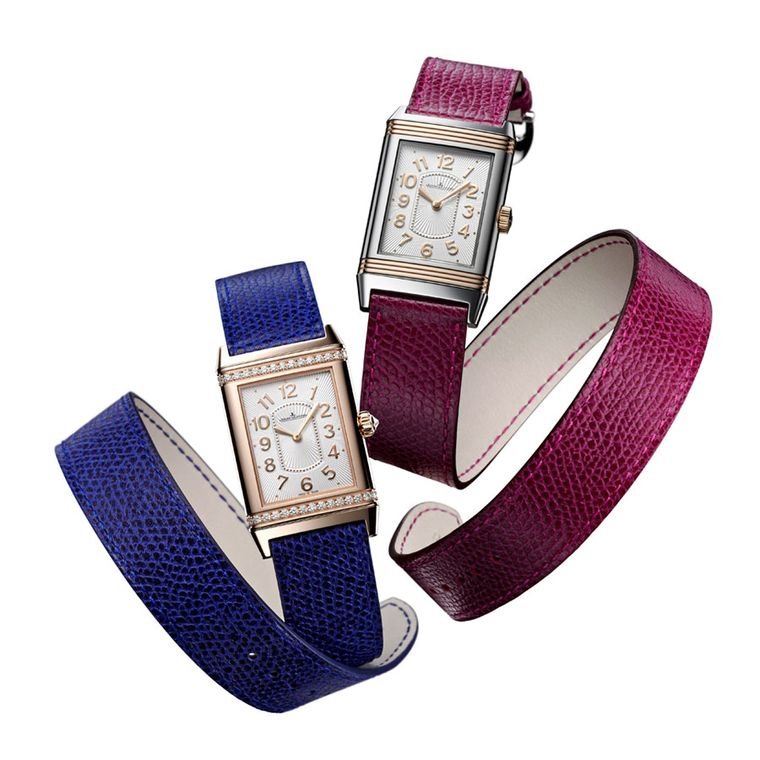 Valentines Jaeger-LeCoultre Reverso Lady Ultra Thin for St. Valentine's Day