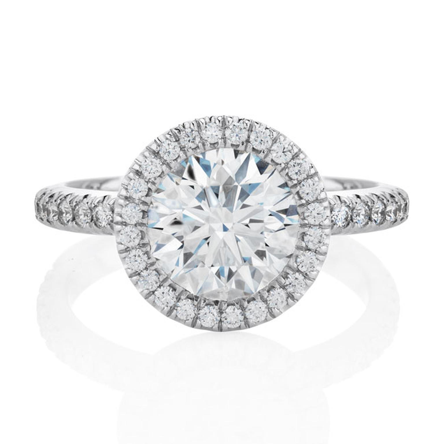 De Beers Aura 2ct diamond ring_main