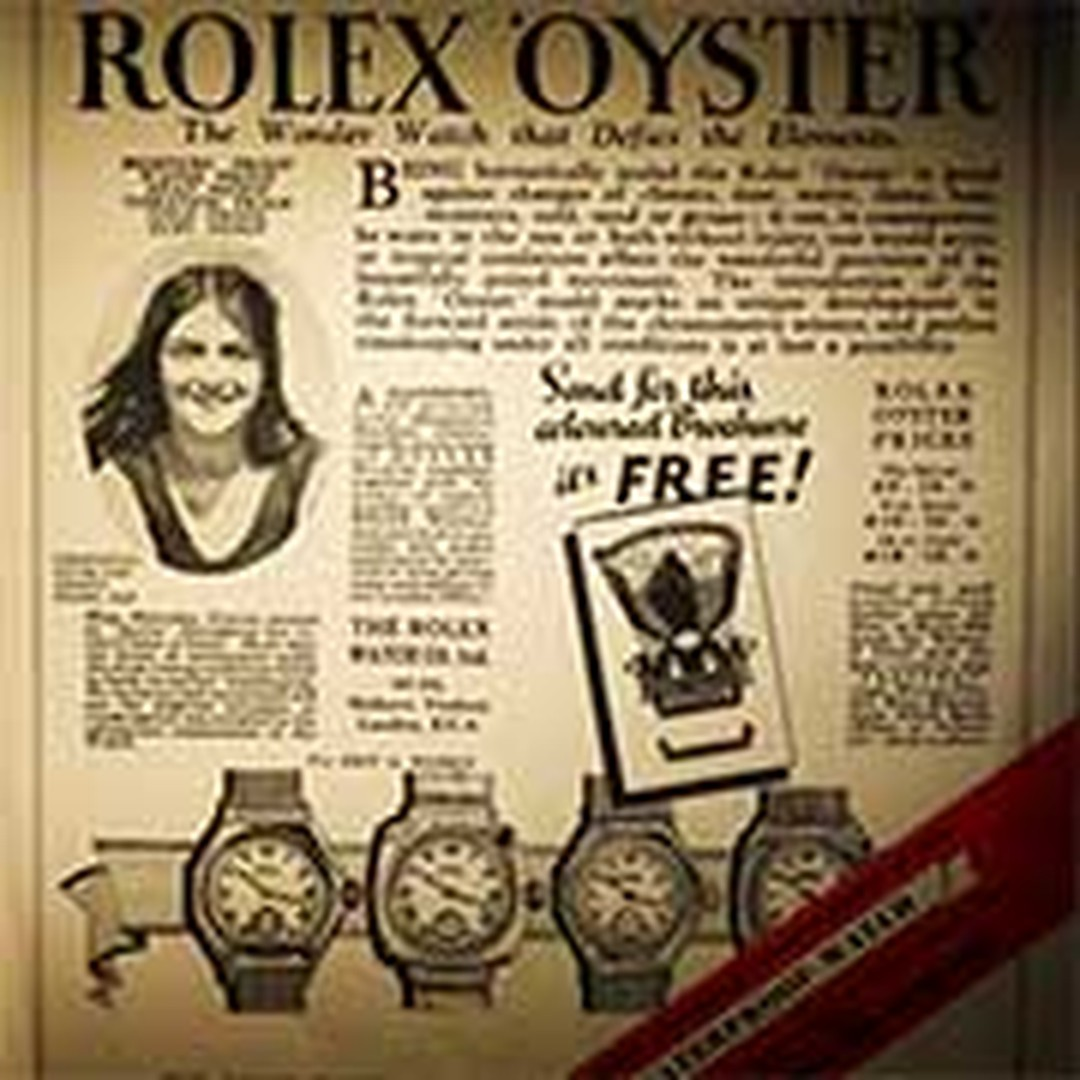 History of Rolex NL