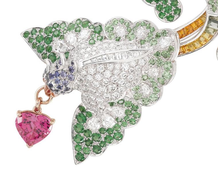 Paris high jewellery shows January 2012