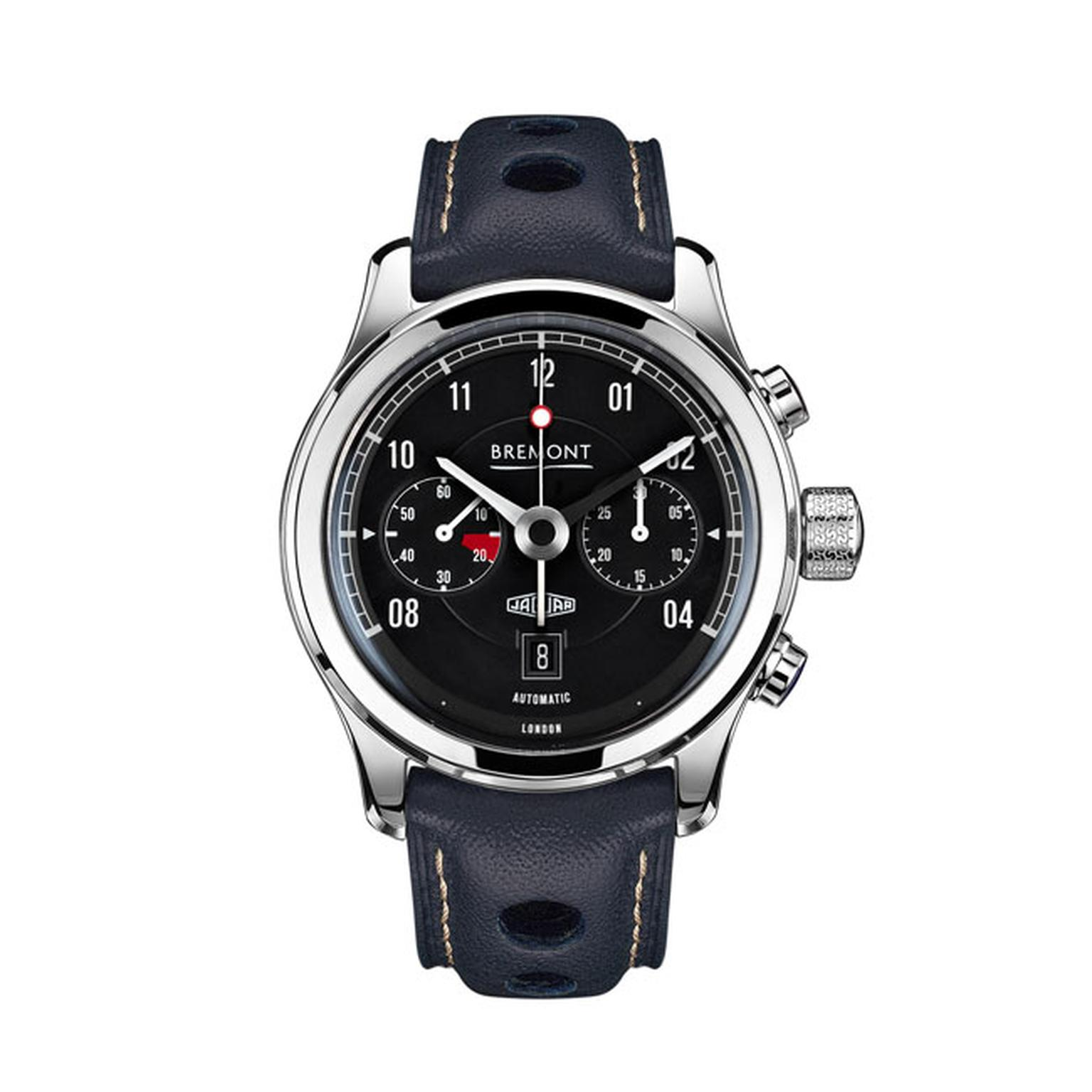 Bremont Jaguar MKII Watch_main