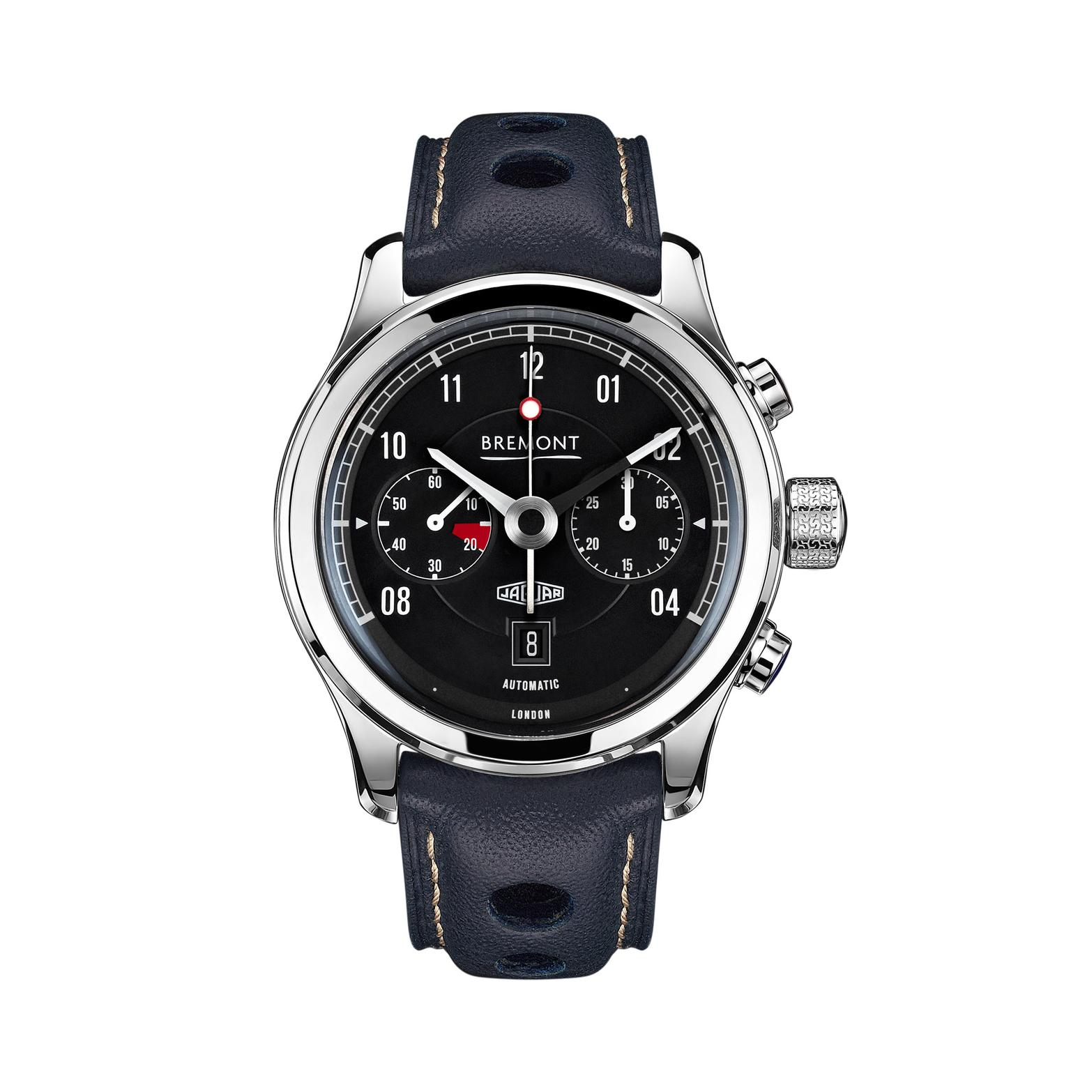 Bremont Jaguar MKII Watch_zoom