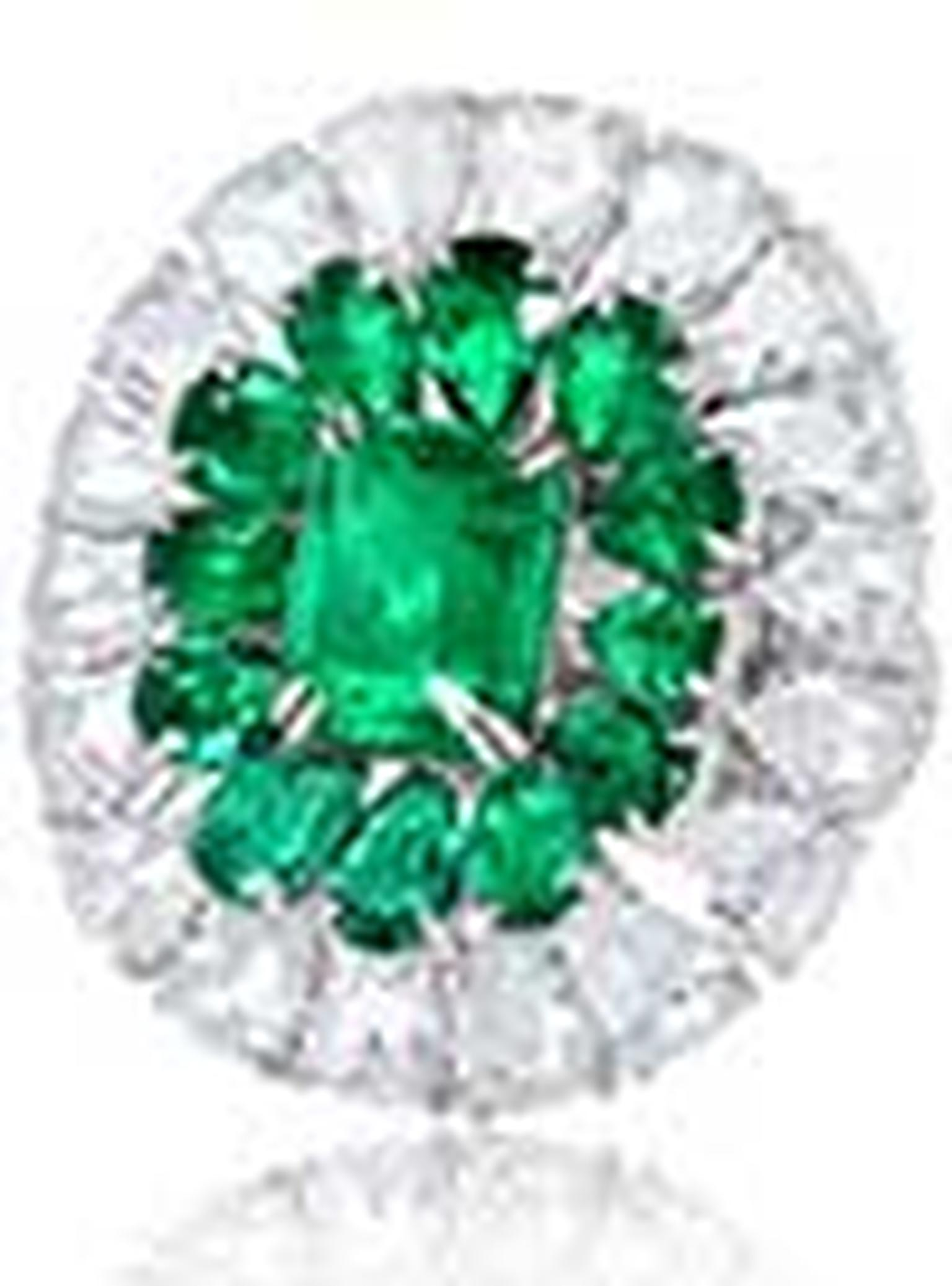 Sutra emerald ring HP