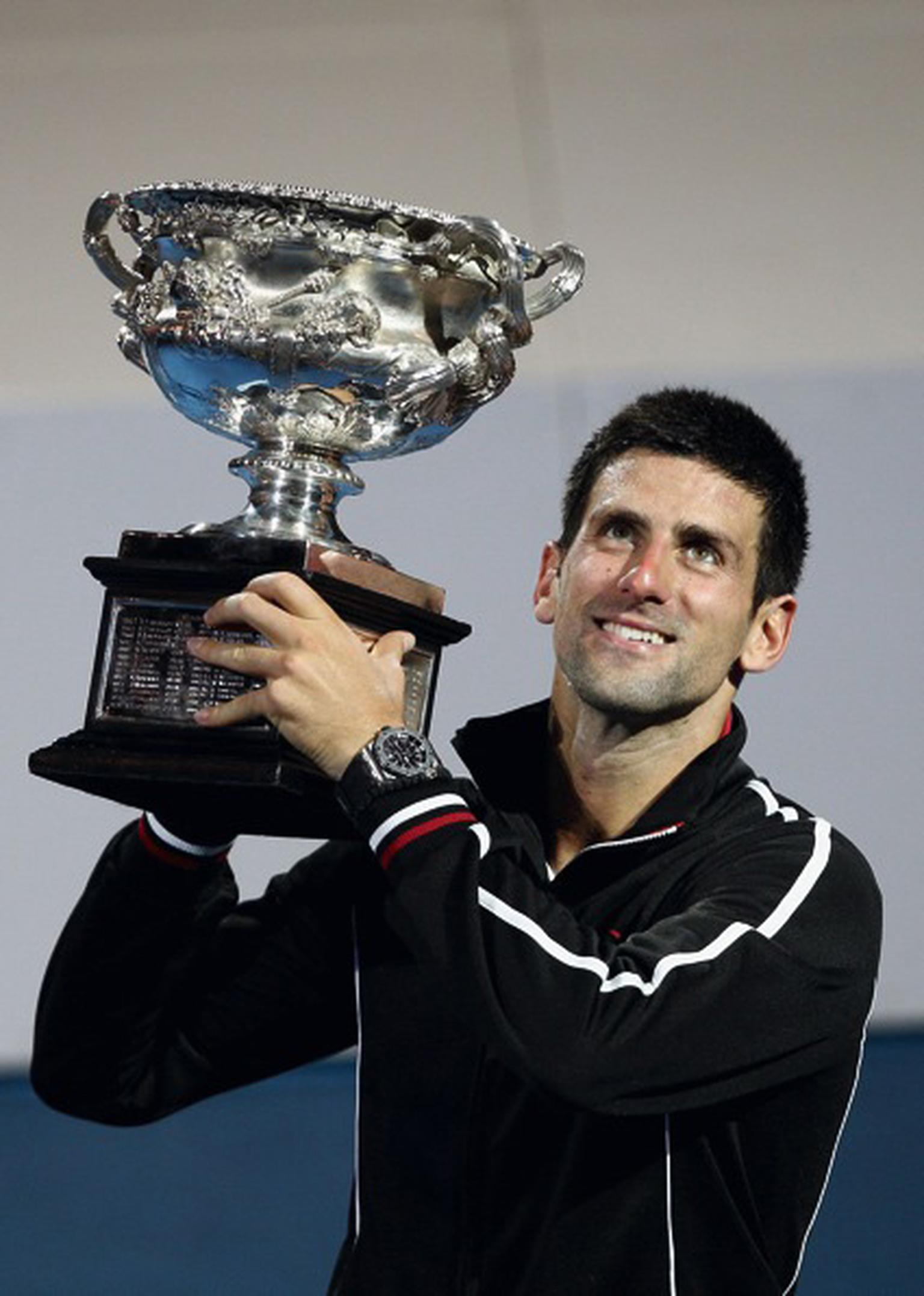 Audemars Piguet Royal Oak worn by Djokovic at Australian Open