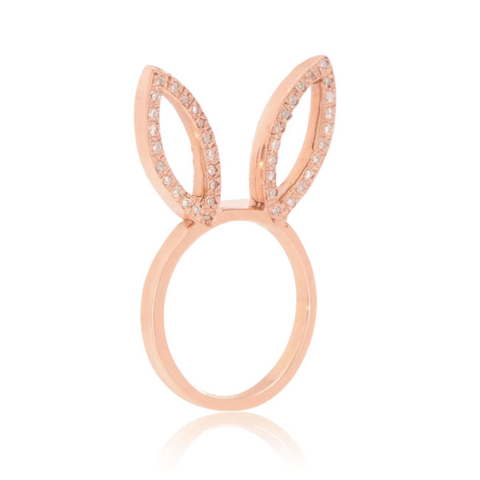 Jacquie Aiche diamond bunny ring_main