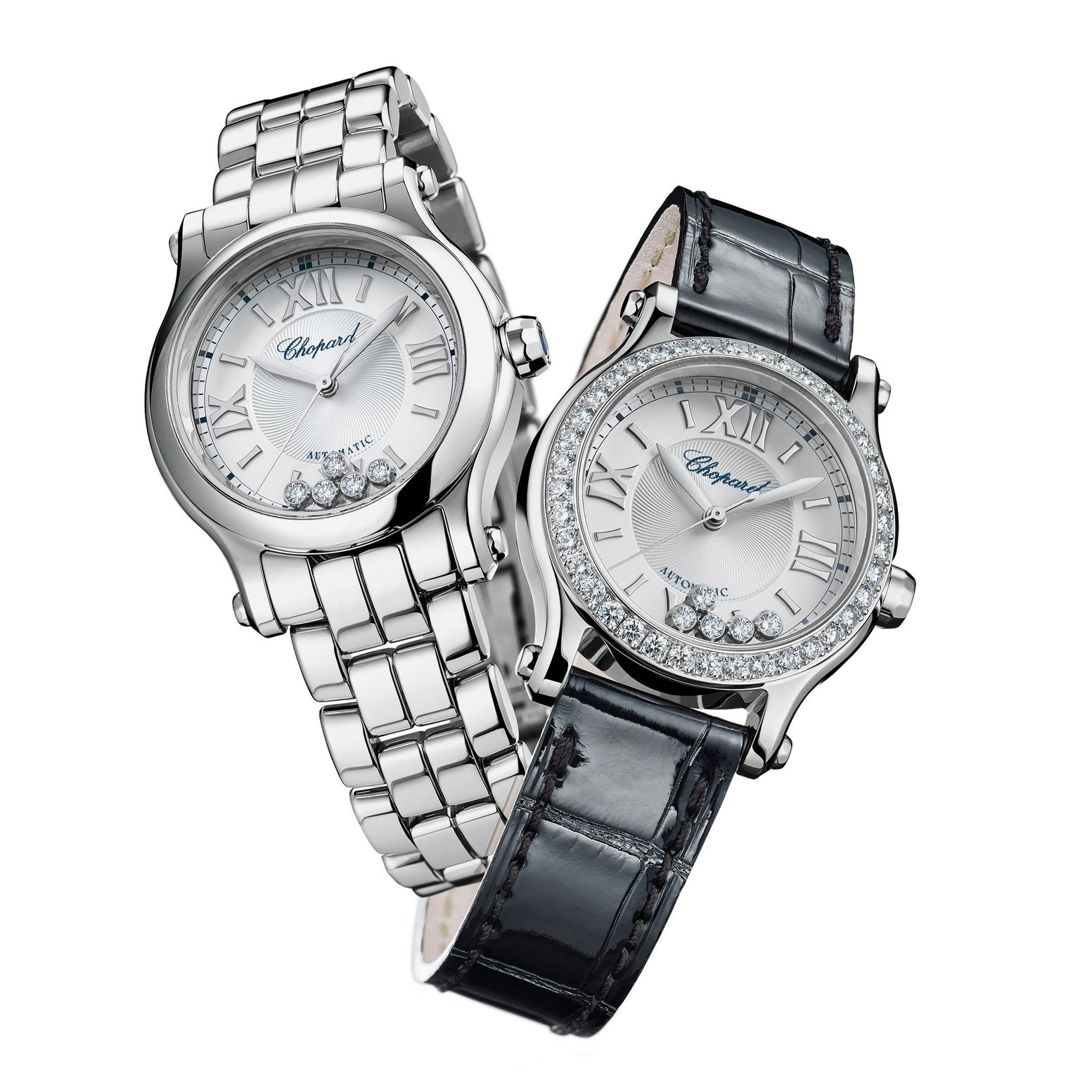 Chopard Happy Sport 30mm ladies watches_zoom