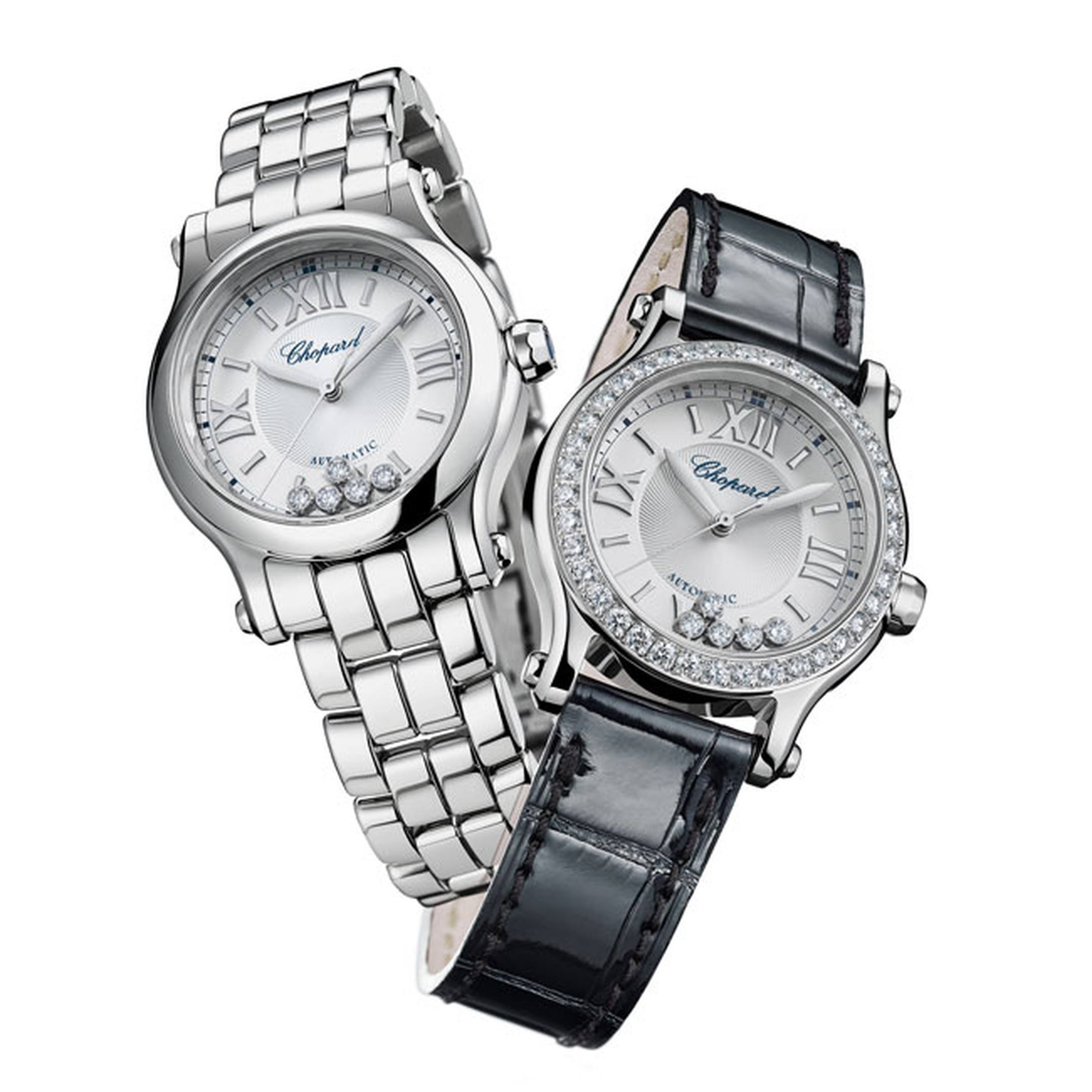 Chopard Happy Sport 30mm ladies watches_main