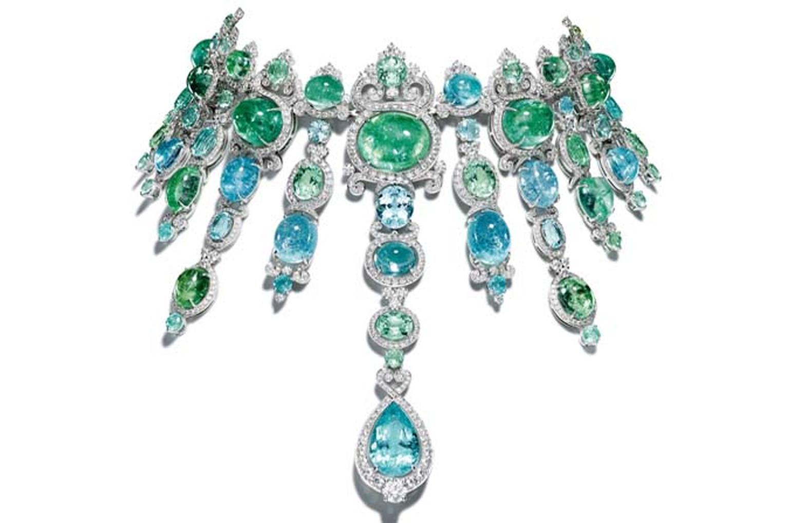 GIAMPIERO BODINO Barocco Theme Necklace _HOME