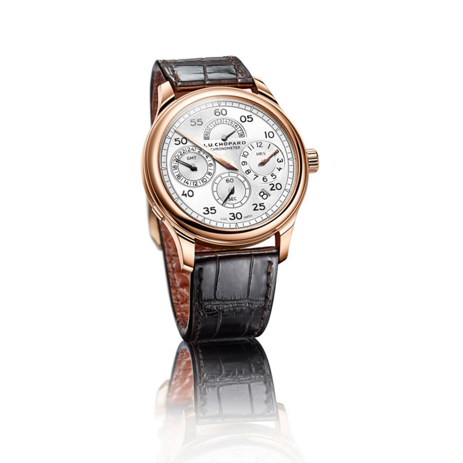 Chopard Mens watch_L.U.C Regulator_main