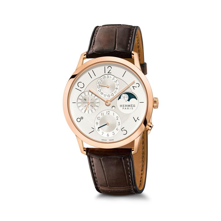 Hermes Mens watch_Slim dHermes_zoom