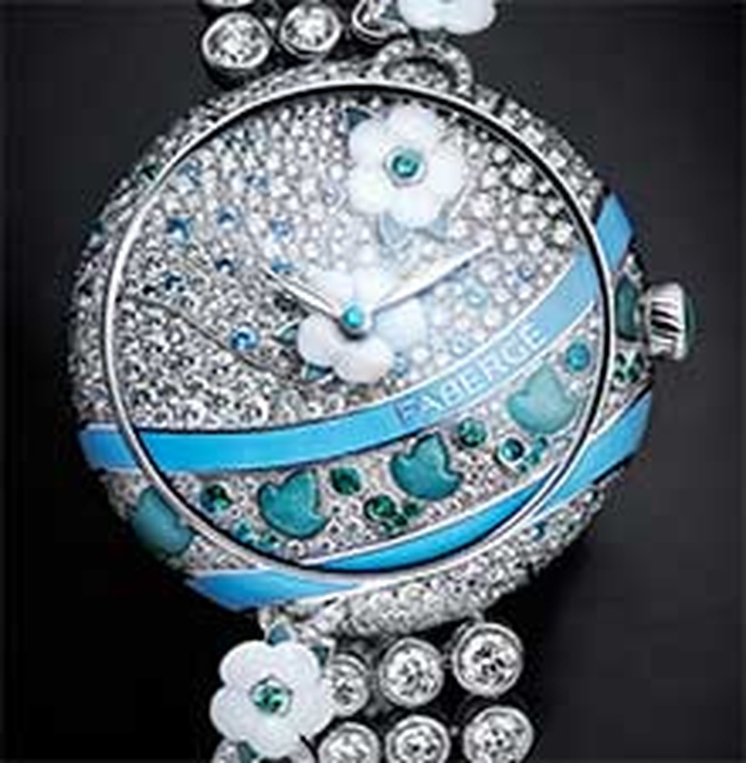 Faberge watch HP