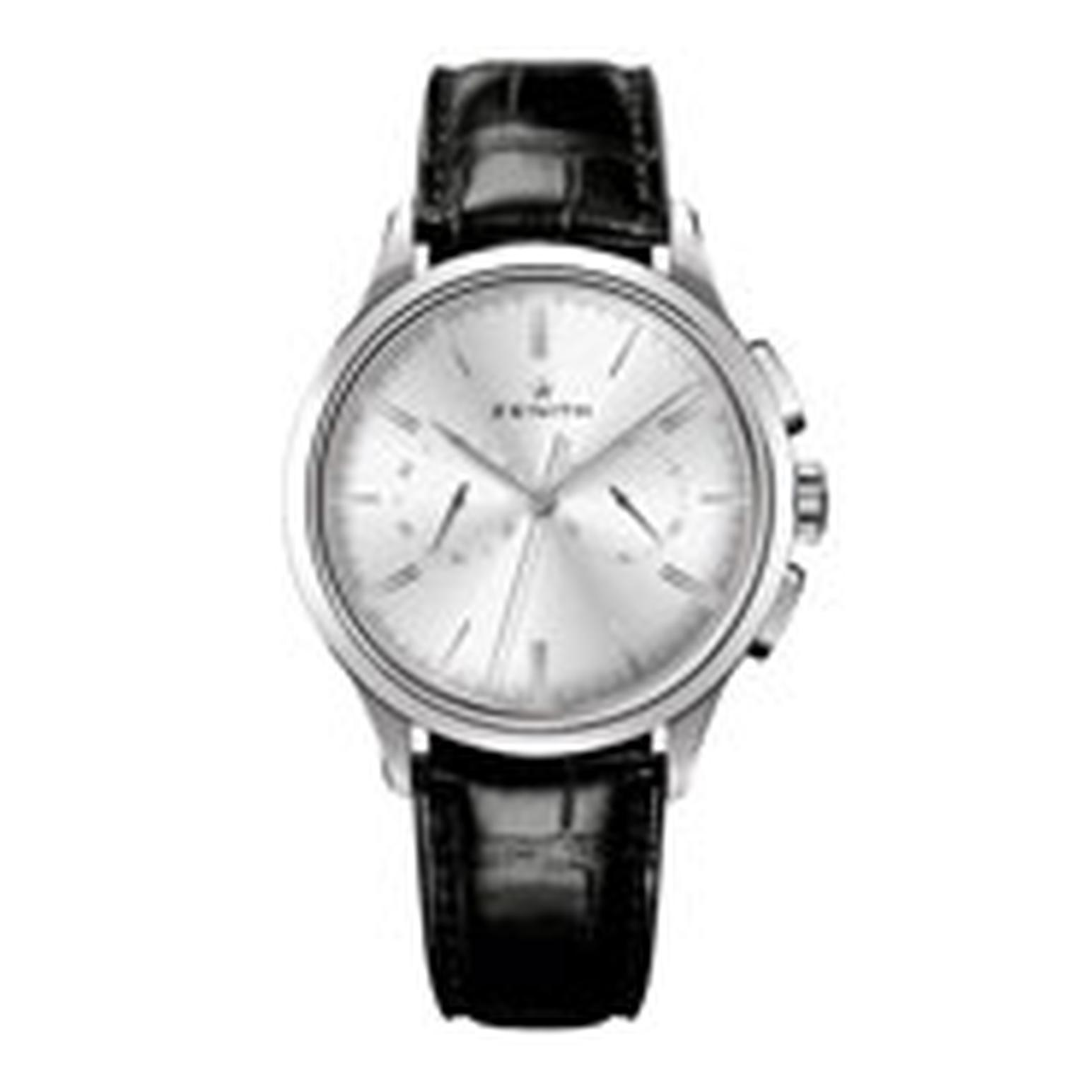 Zenith El Primero Chronograph Classic 42mm steel mens watch_thumb