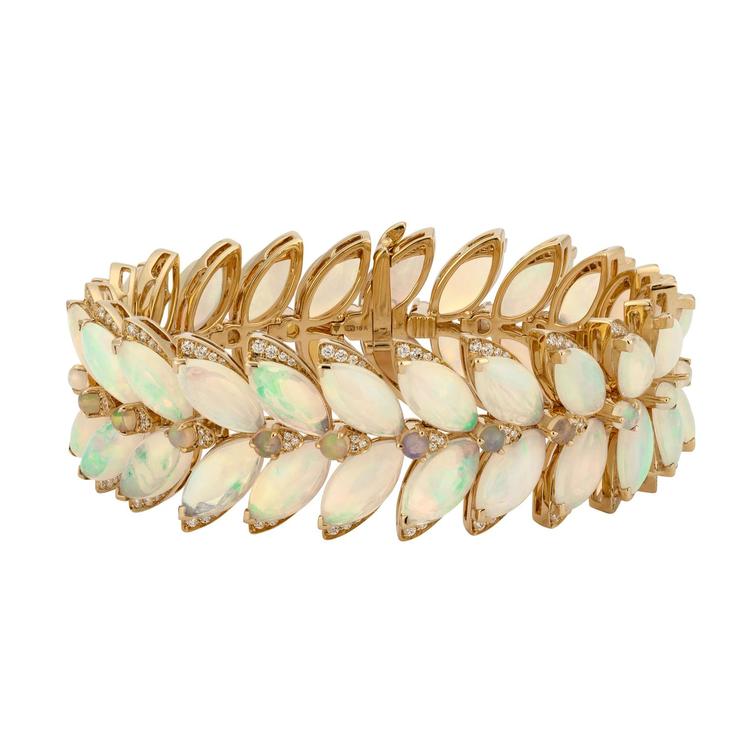 Stephen Webster Magnipheasant feathers bracelet_zoom