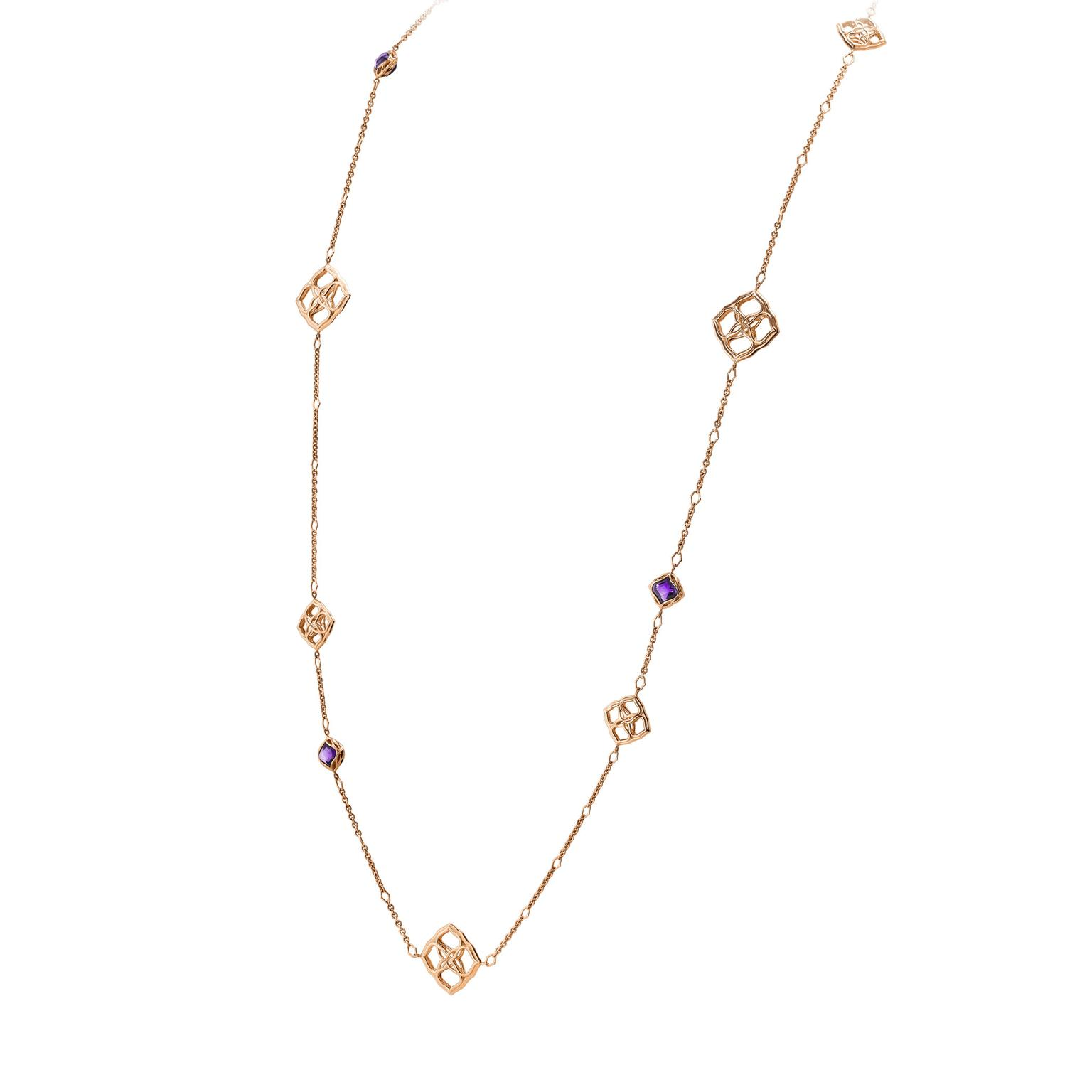 Chopard Imperiale sautoir necklace_zoom