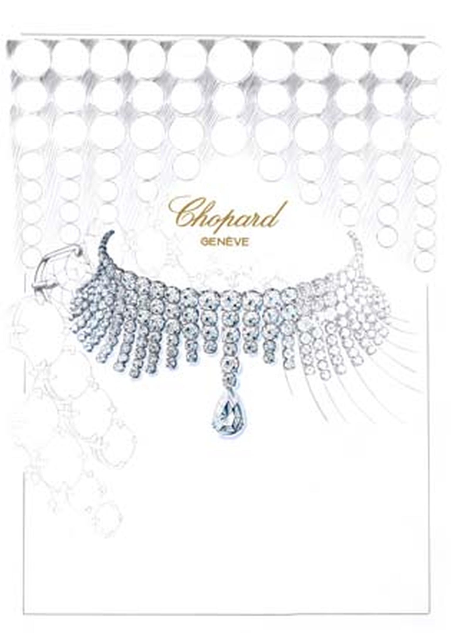 810391-1001 Sketch Diamond Necklace from the Red Carpet Collection 2013Chopard.jpg