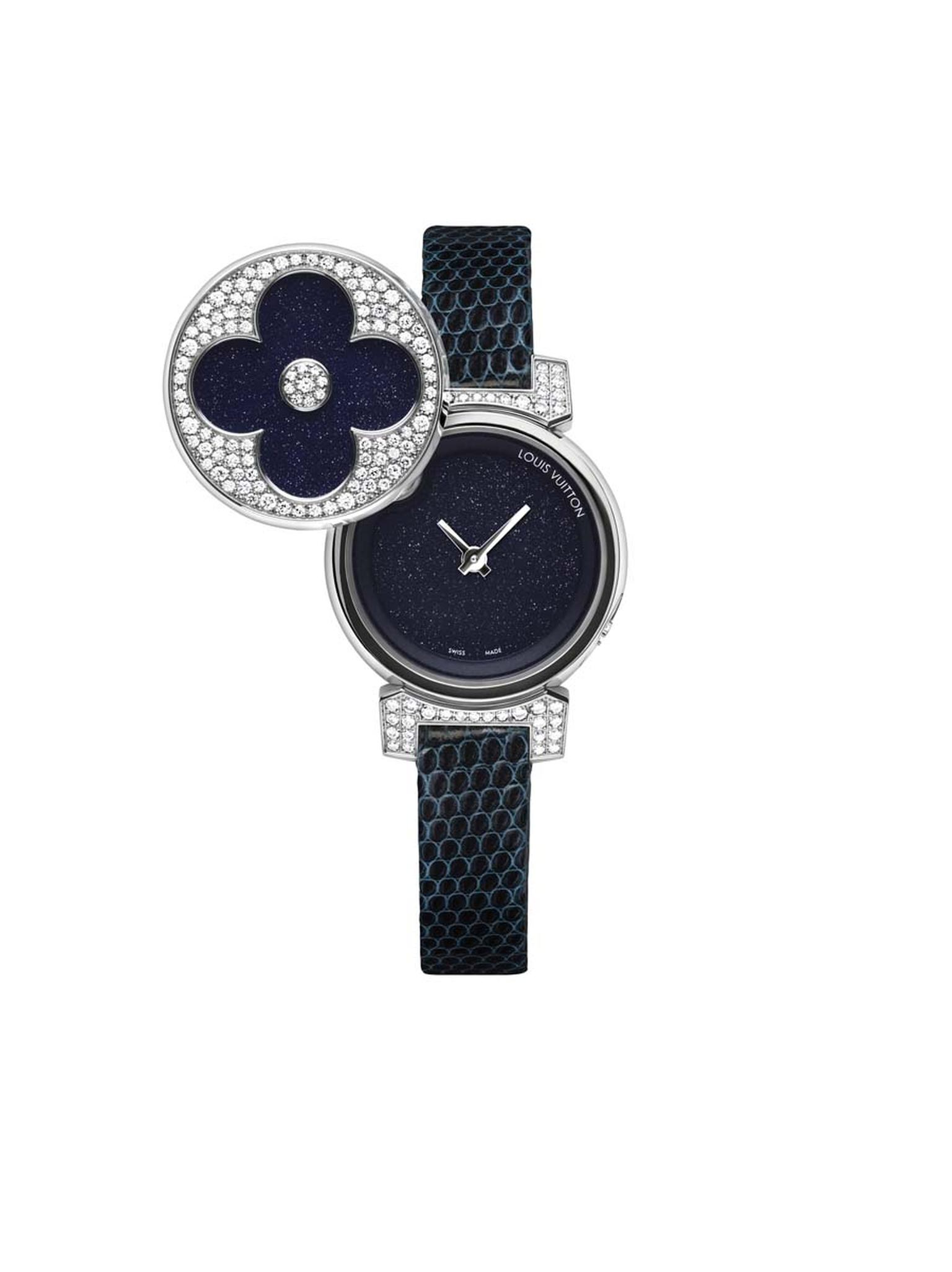 Tambour Bijou Secret AventurineLouis Vuitton.jpg