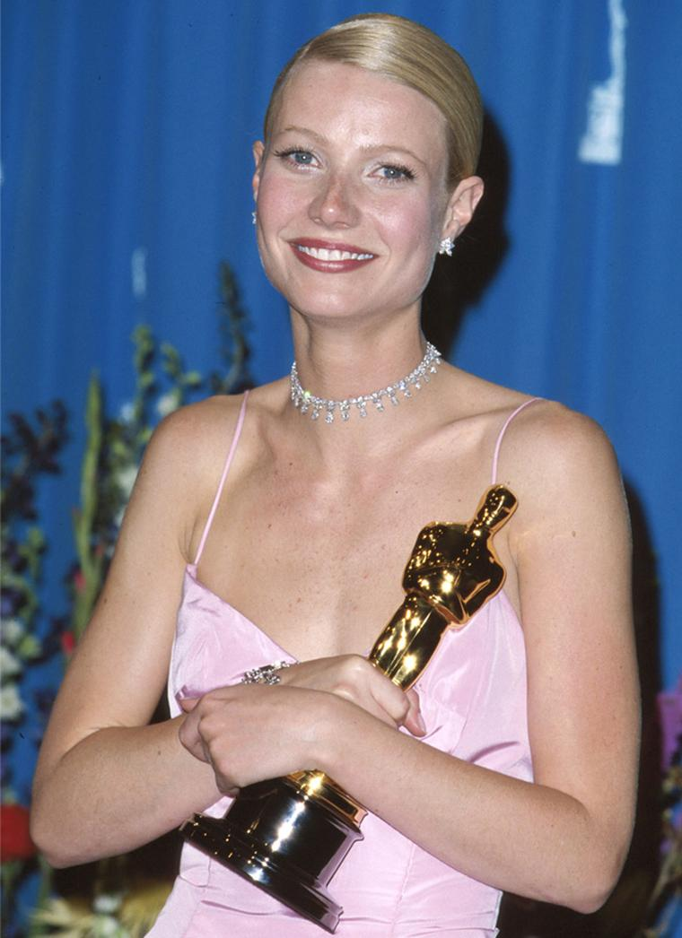 Gwyneth Paltrow in Harry Winston