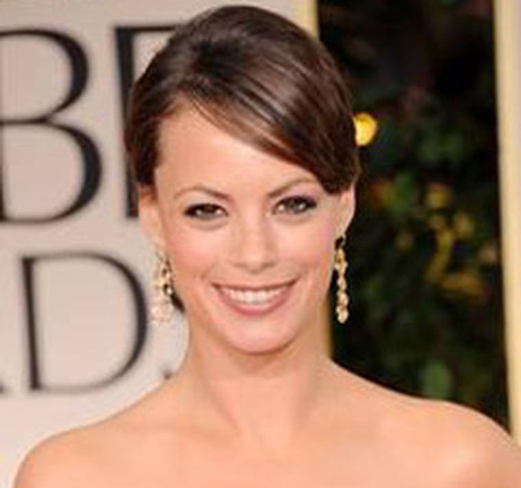 Berenice Bejo's jewels and Chopard