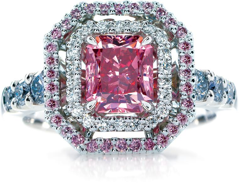Calleija Pink Diamonds
