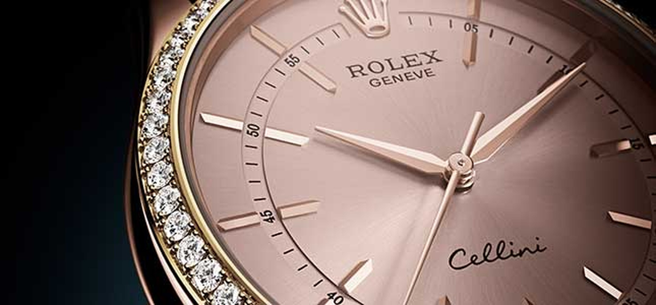 Rolex -Cellini -Time -watch