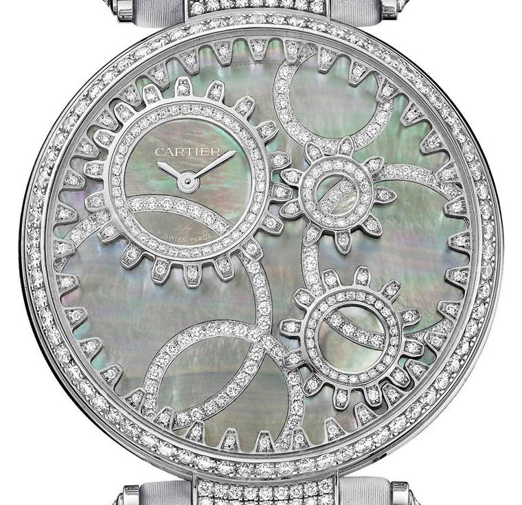 Cartier at SIHH 2012