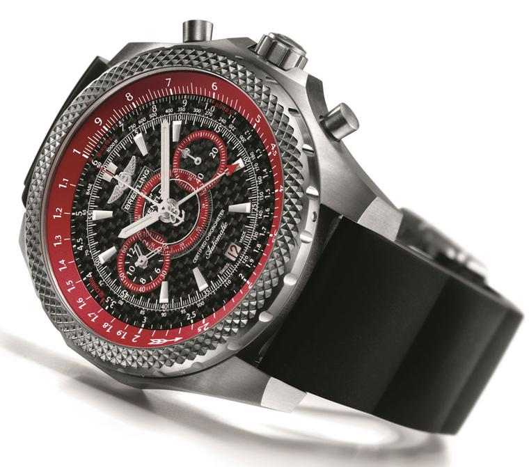 Basel 2012 Breitling for Bentley Supersports ISR limted edition watch. POA