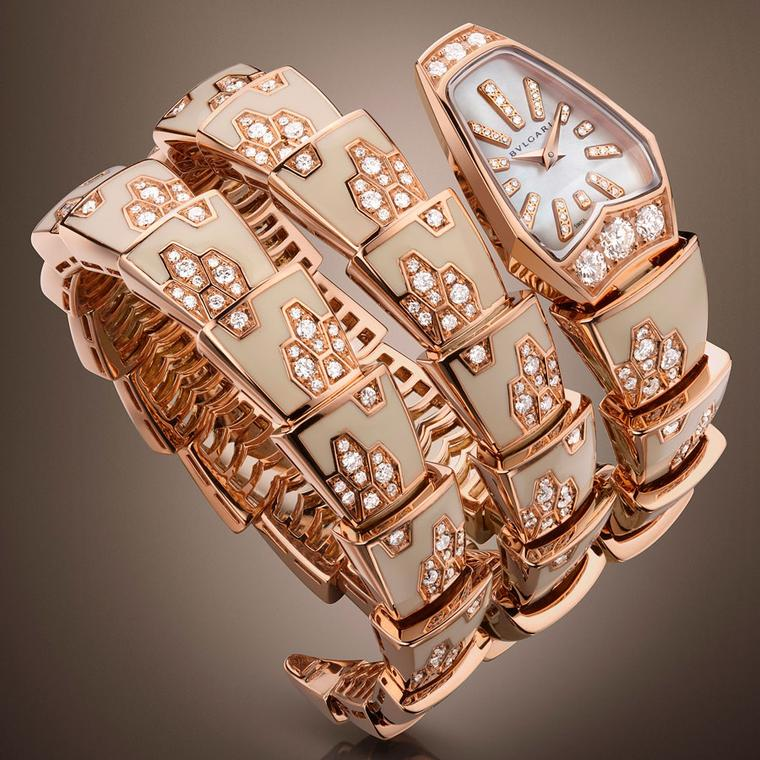 Bulgari. Serpenti watch. POA