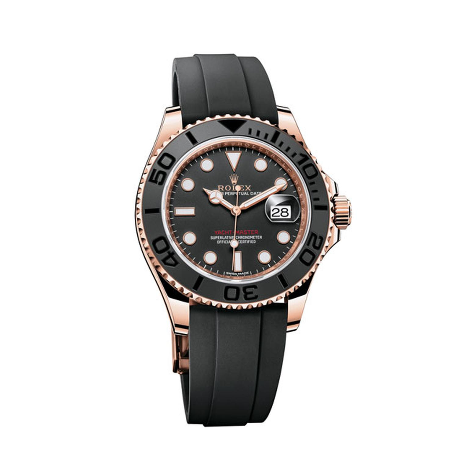 Rolex Yachtmaster 40mm watch_main