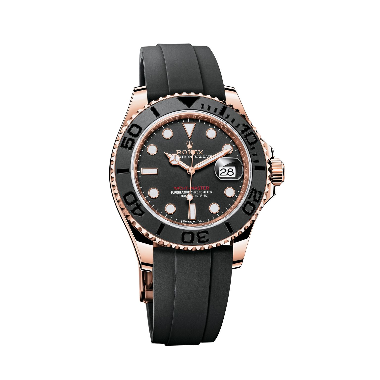 Rolex Yachtmaster 40mm watch_zoom