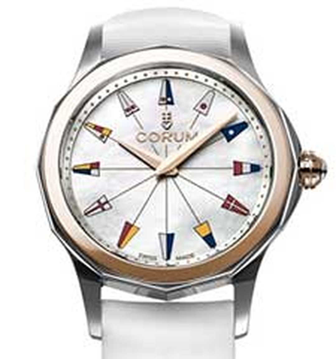 Corum -Admiral 's -Cup -Legend -Lady -watch