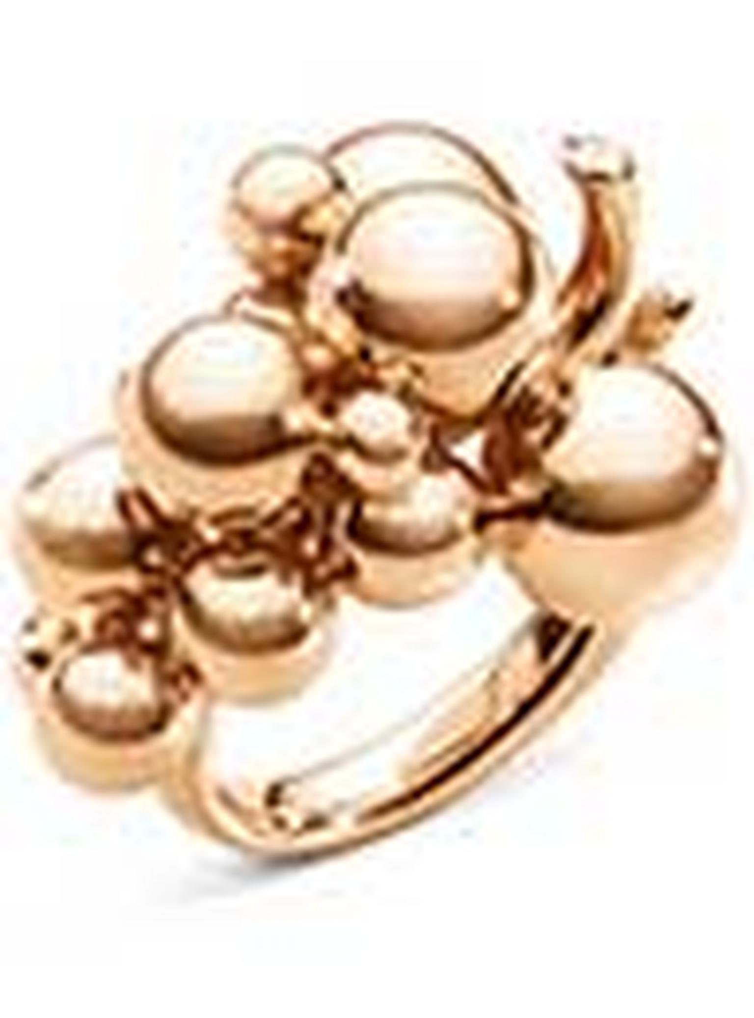 Georg -Jensen -Midnight -Grapes -rose -gold -ring