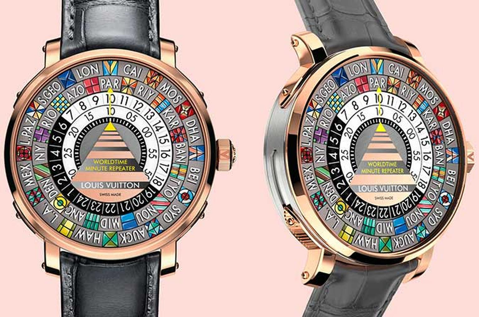 Louis -Vuitton -Worldtime -Minute -Repeater -watch