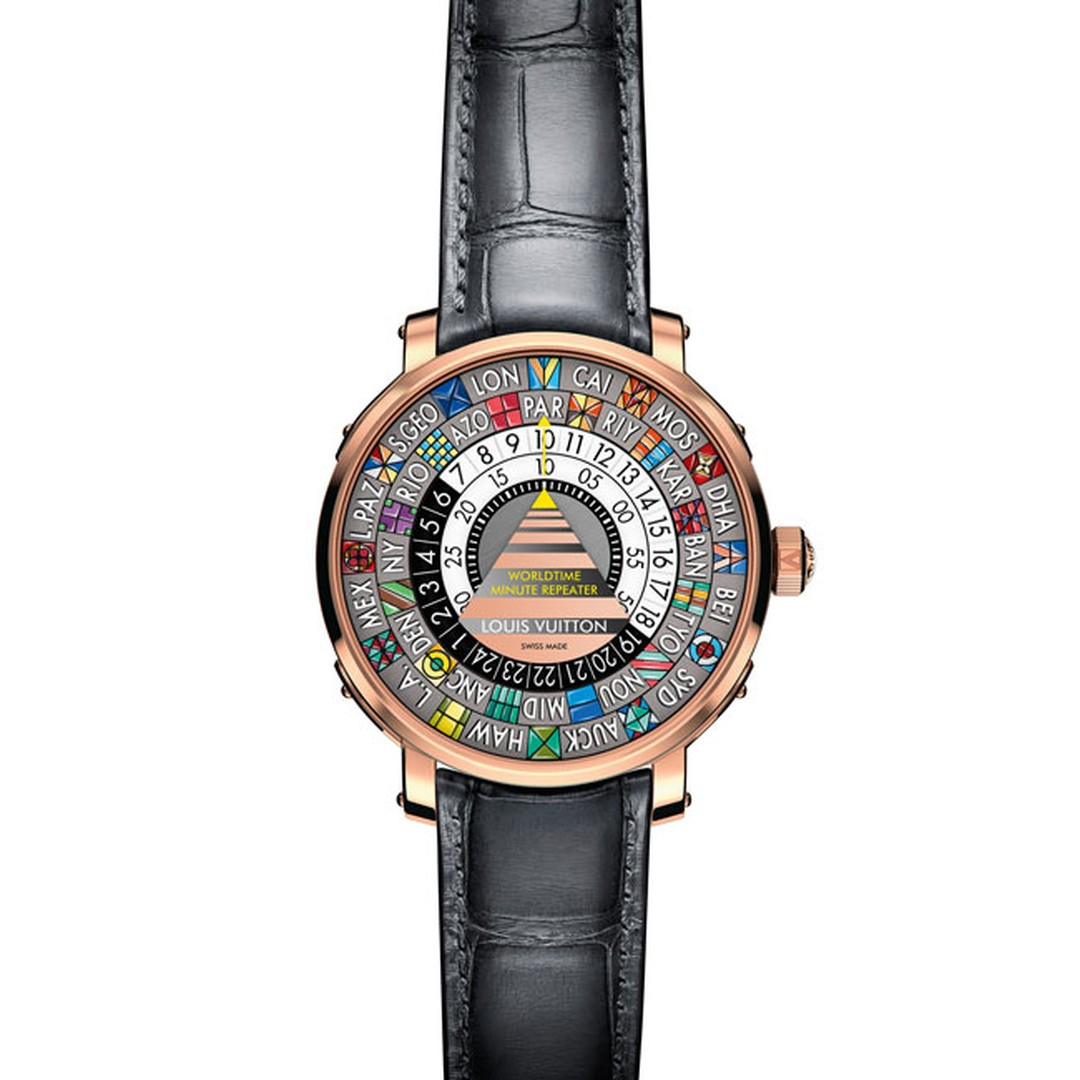 Louis Vuitton Worldtime Minute Repeater watch_main