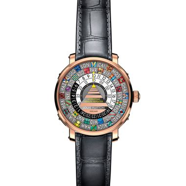Louis Vuitton Worldtime Minute Repeater watch_zoom