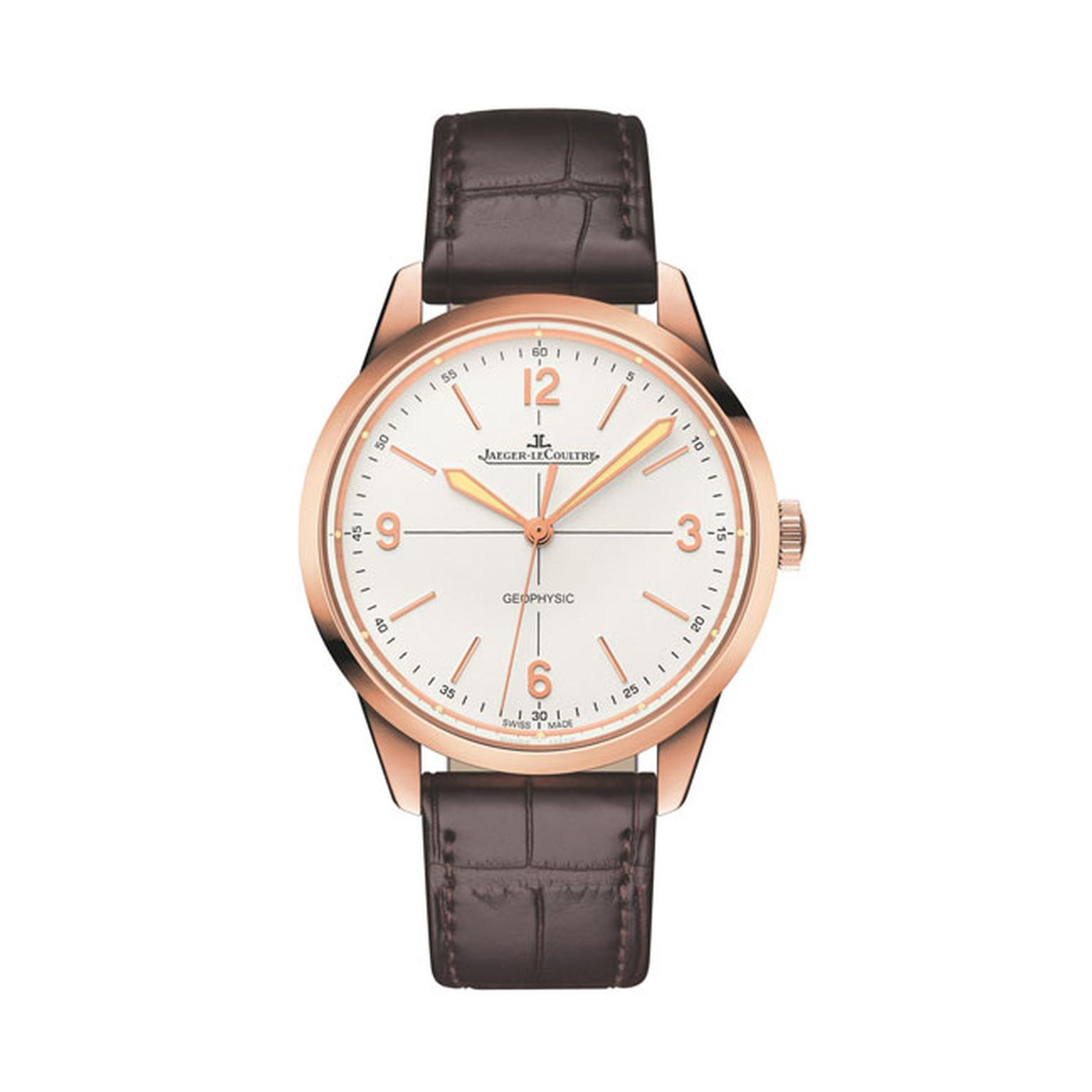 Jaeger LeCoultre Geophysic rose gold watch_main.jpg