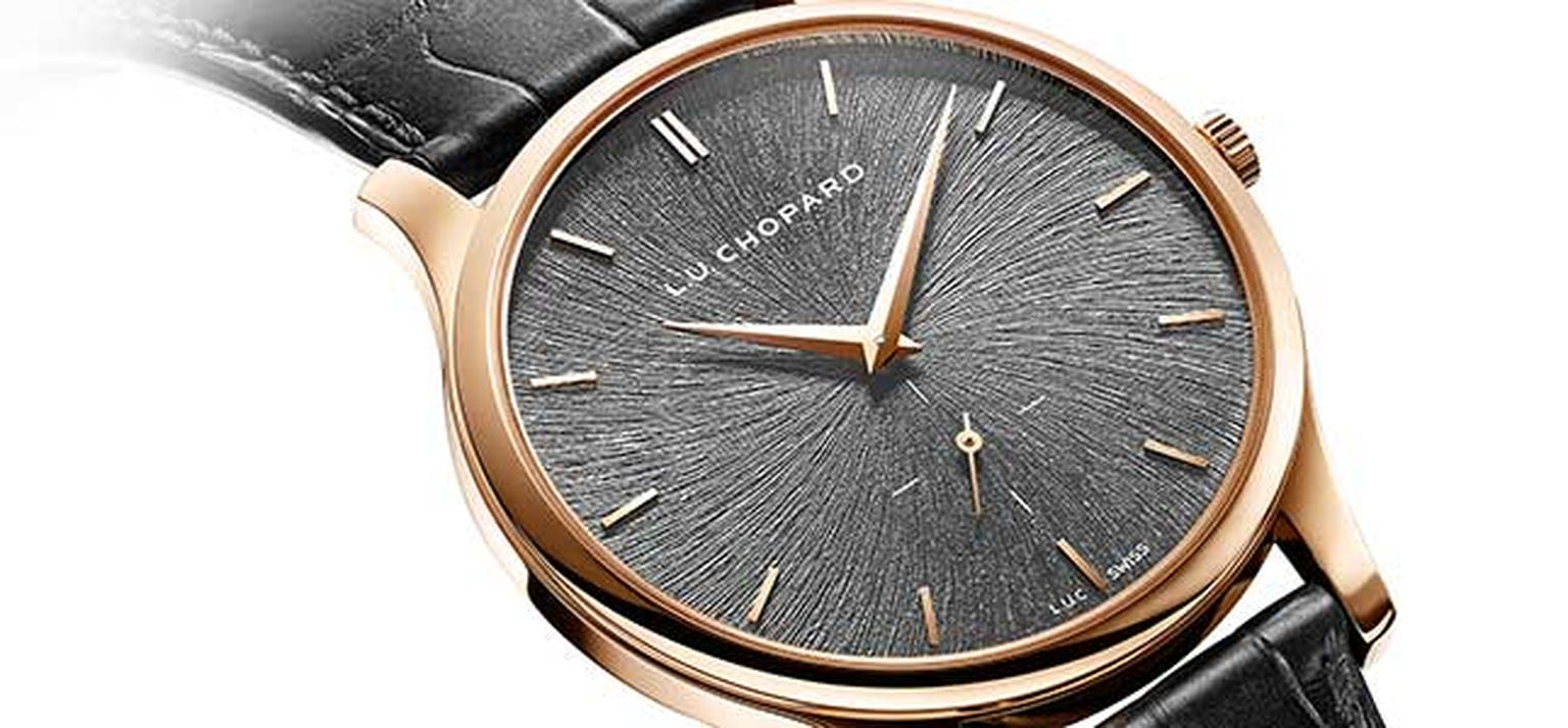 Chopard -LUC-XPS-Fairmined -gold -watch