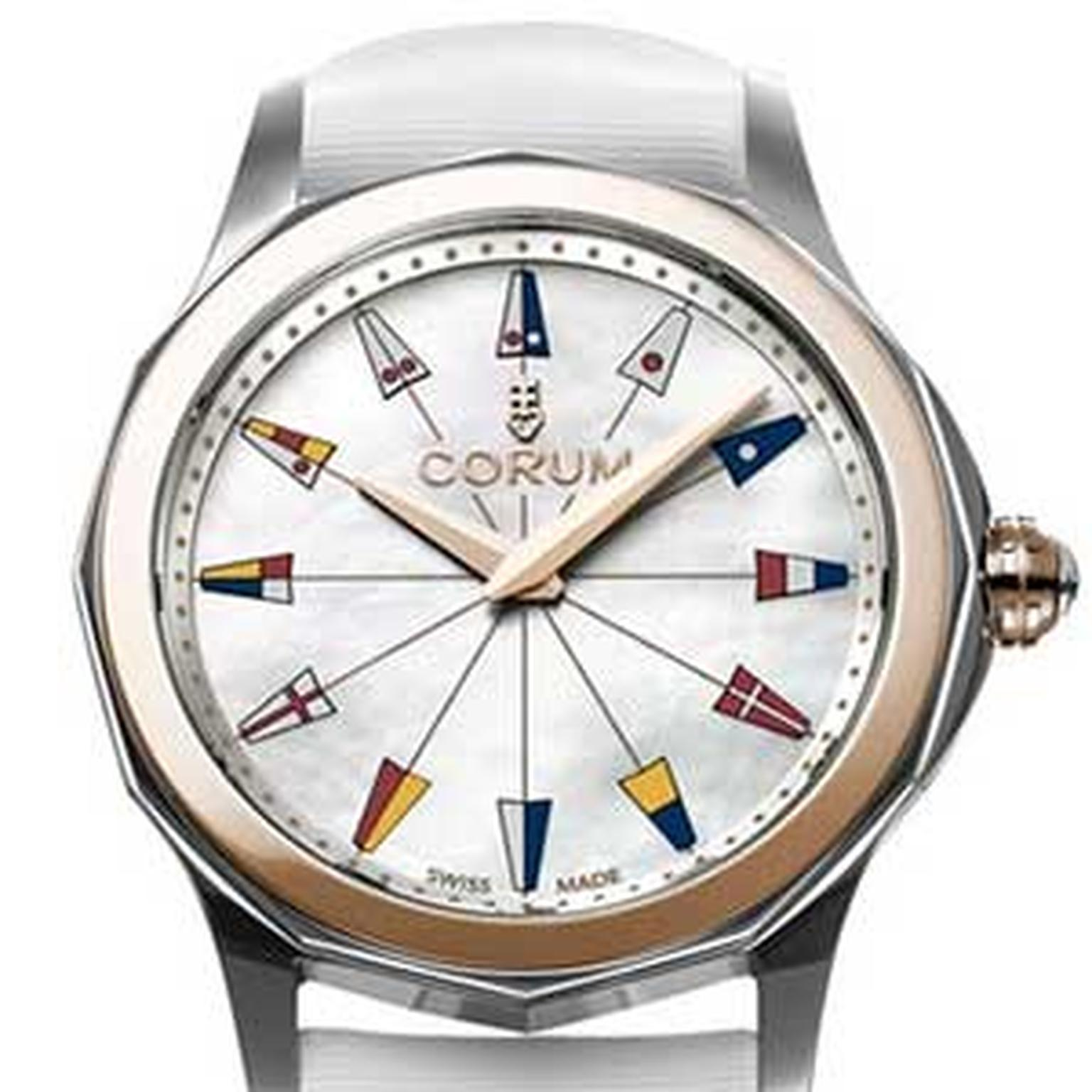 Corum -Admirals -Cup -ladies -watch