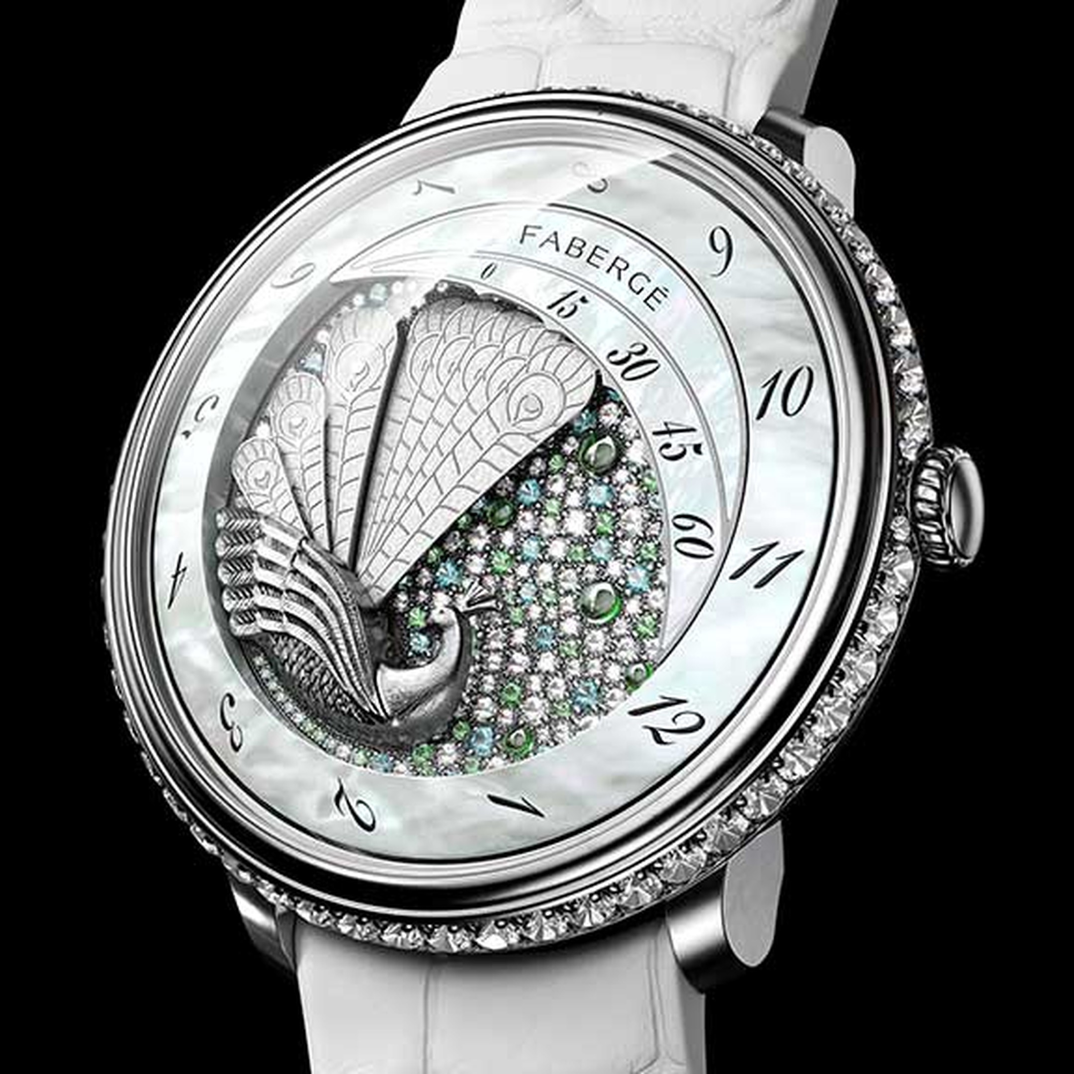 Faberge -Lady -Compliquee -watch