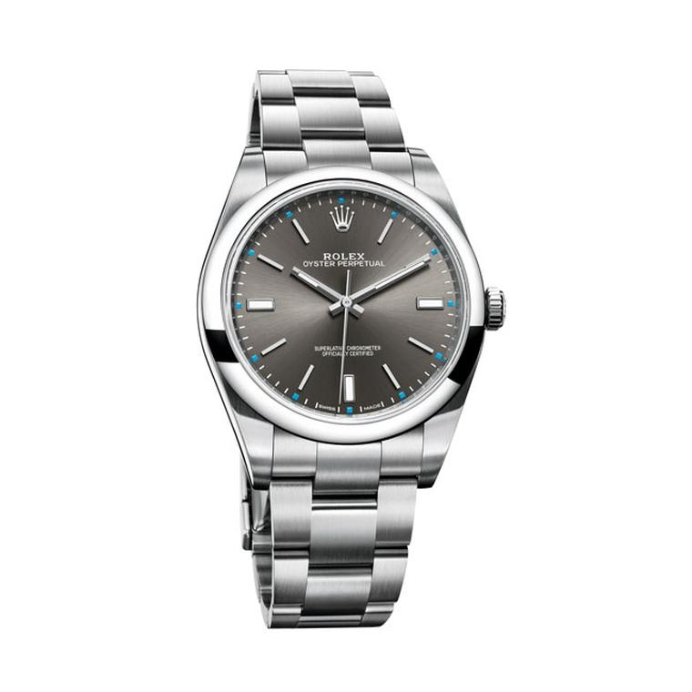 Rolex Oyster Perpetual 39mm watch