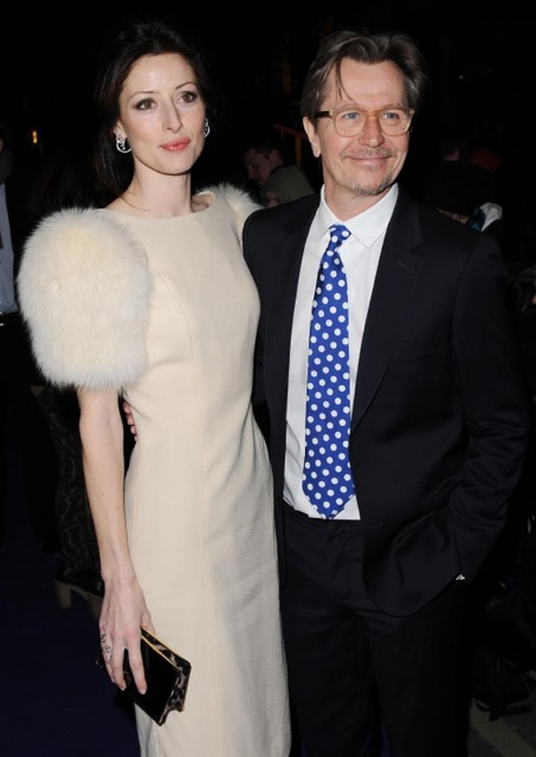 Van Cleef Arpels Alex Edenborough preBAFTA