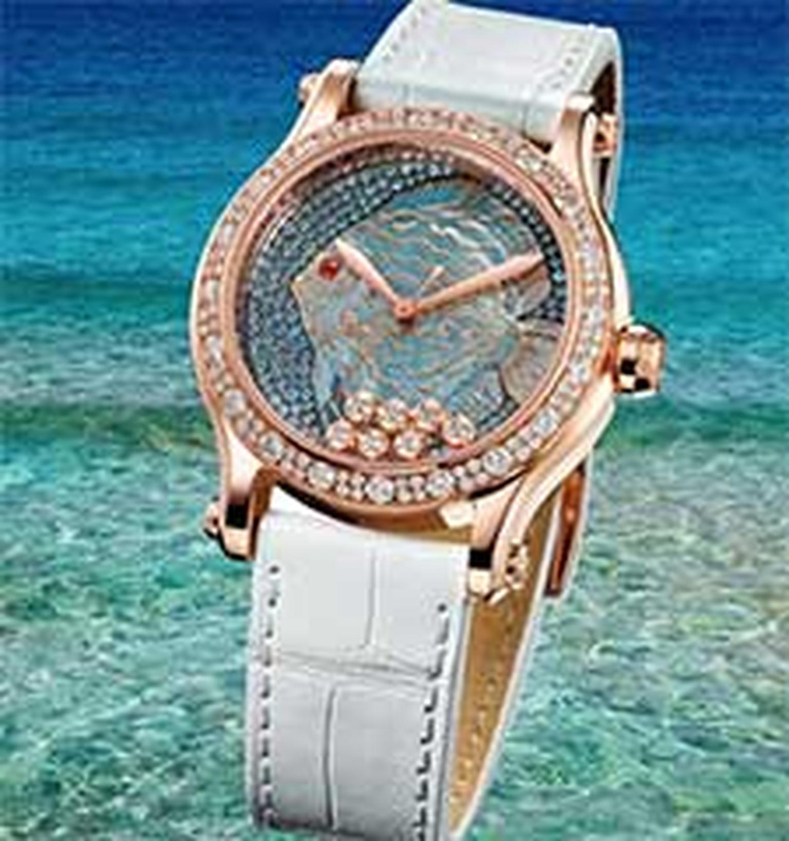Chopard -Happy -Fish -watch