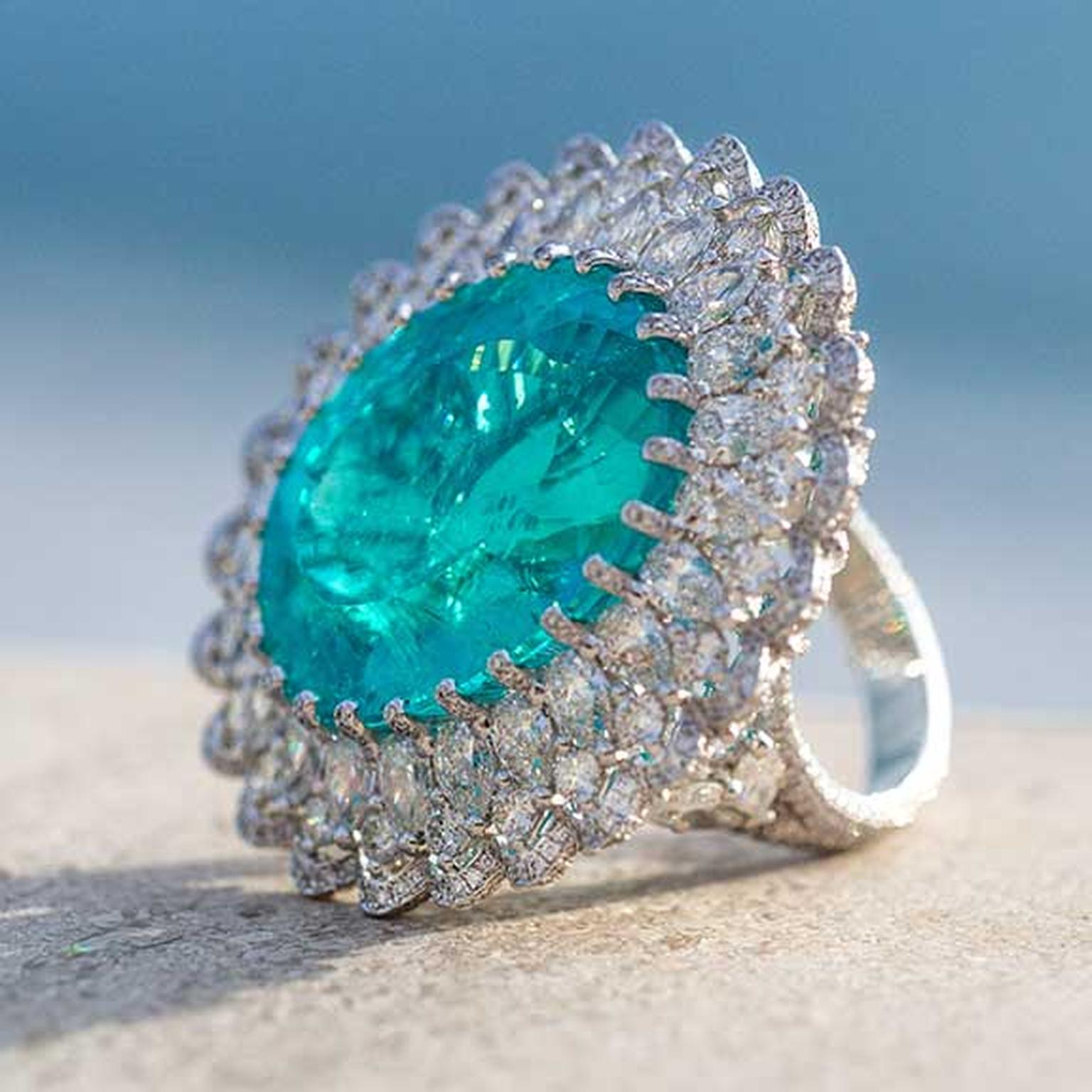 Chopard -Paraiba -tourmaline -ring