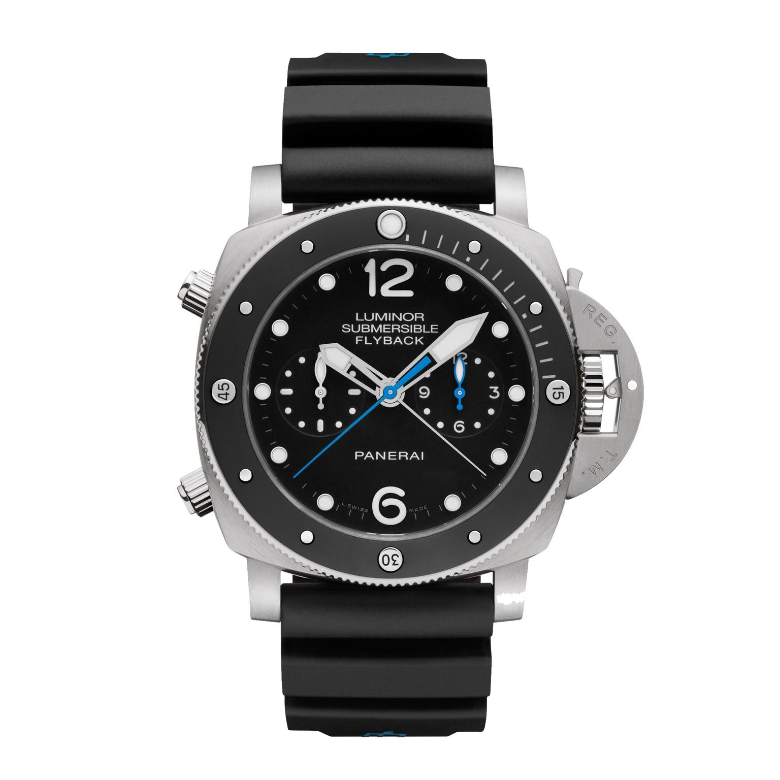 Panerai Luminor Submersible Flyback PAM615_zoom