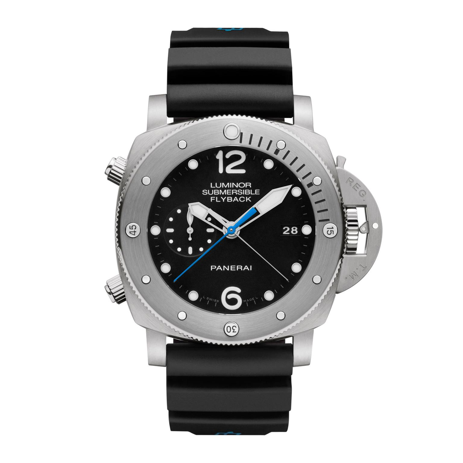 Panerai Luminor Submersible Flyback PAM614_zoom