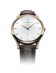 Sophistication personified: new dress watches for men launched at Baselworld