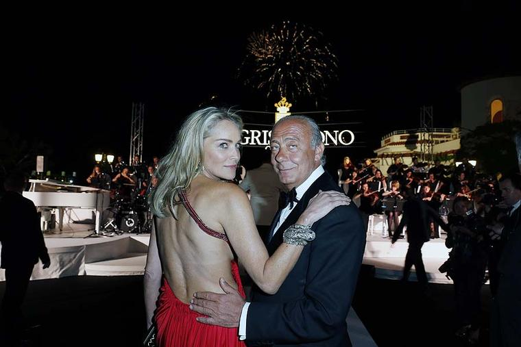The star-studded de GRISOGONO Eden Roc Party at Cannes Film Festival