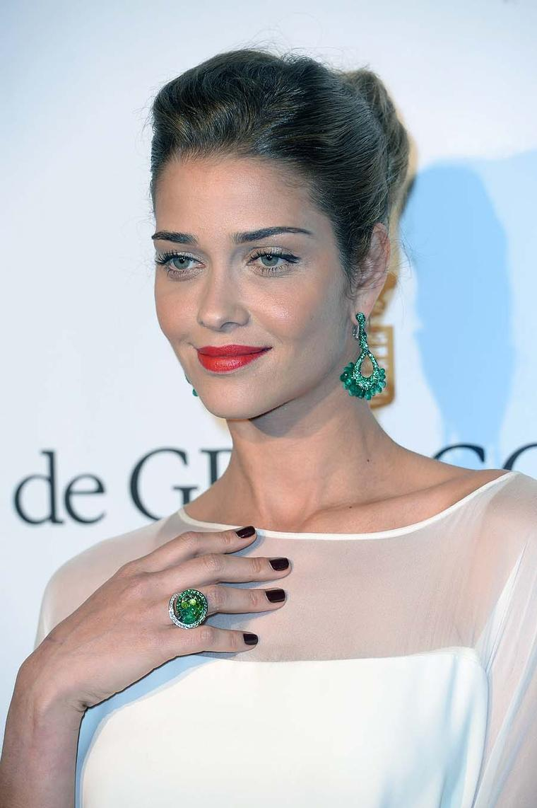 Trends from the red carpet in Cannes: colour