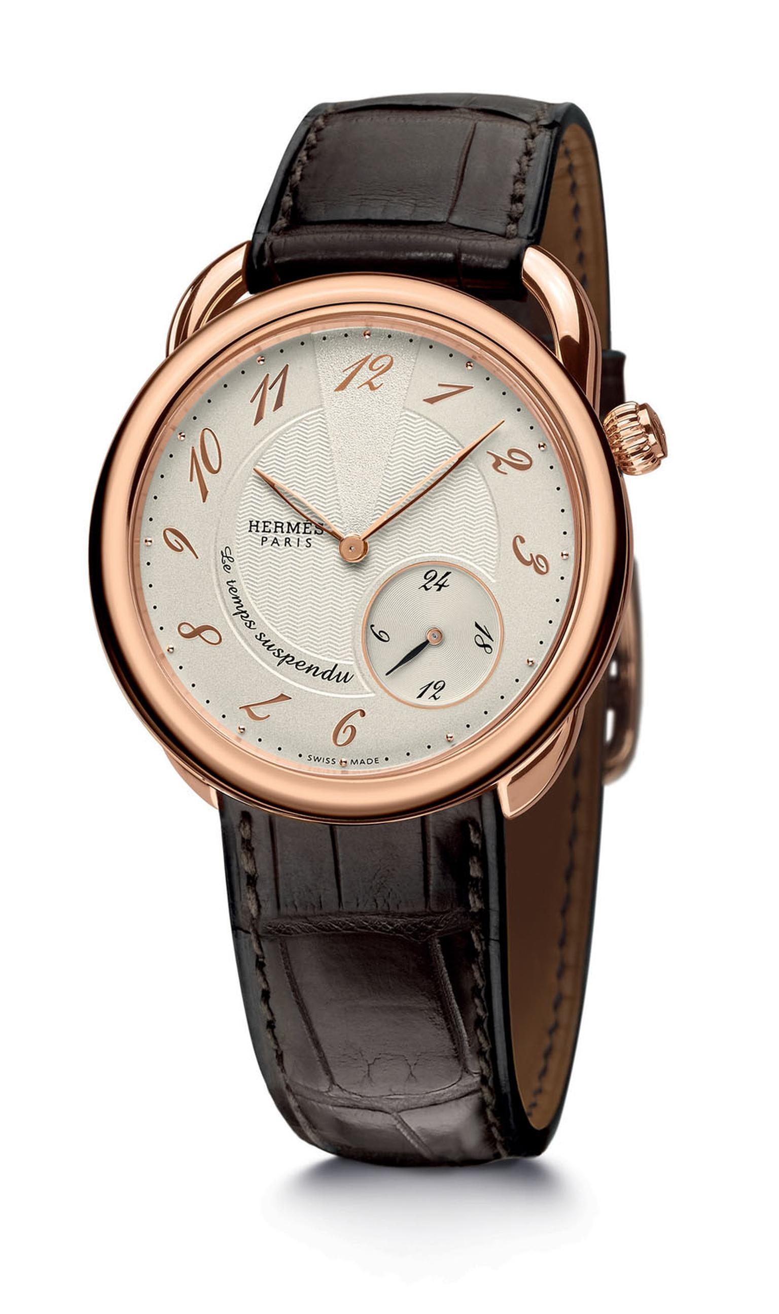 HermesWomensArceauWatchCollection7