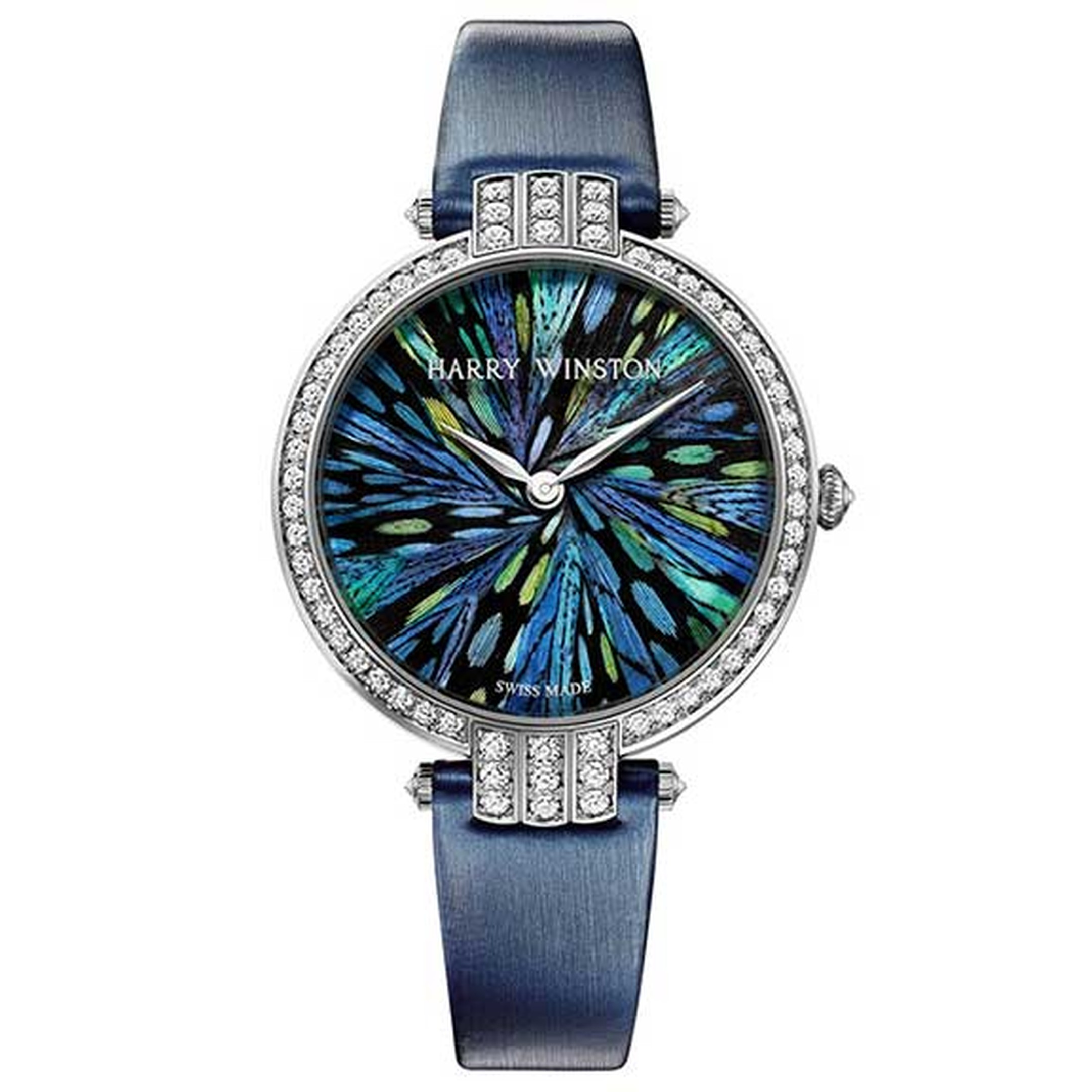 Harry -Winston -Feather -watch