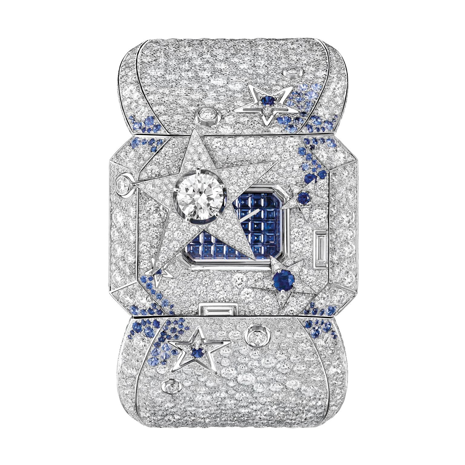 Chanel high jewellery Cométe secret diamond watch_zoom